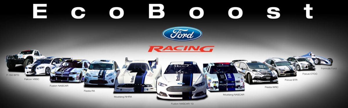 Ford Ecoboost Lineup