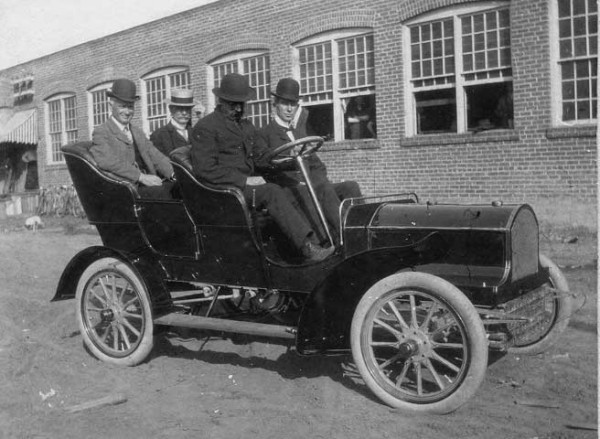 History Of Buick 1