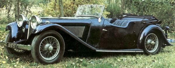 History Of Jaguar 1