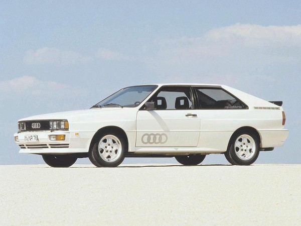 History Of Audi 3