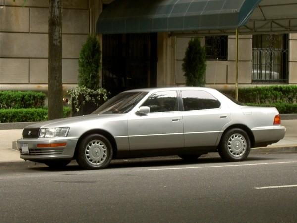 History Of Lexus 1