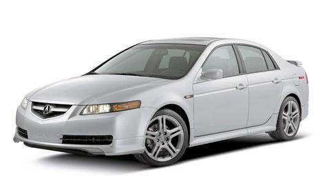 History of Acura 3