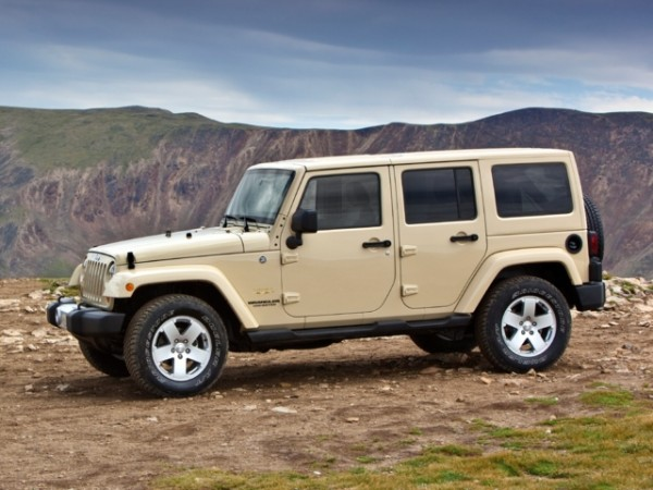 Jeep Wrangler Unlimited Colors 3