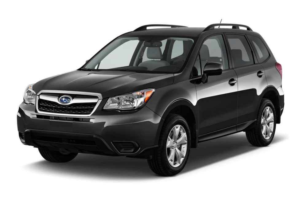 Mazda CX-5 Vs Subaru Forester 2