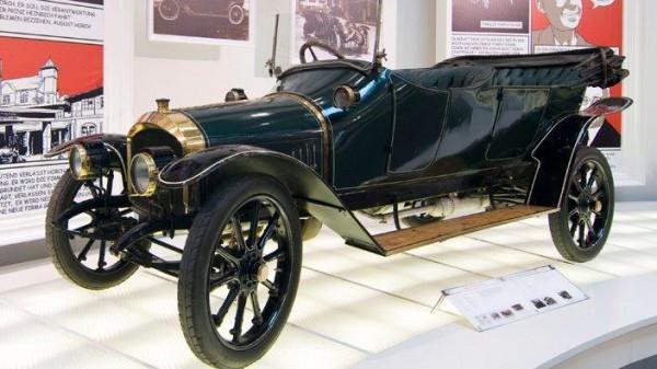 History Of Audi 1