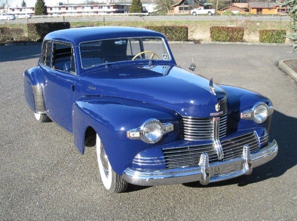 Lincoln Car History - History Of Lincoln 2