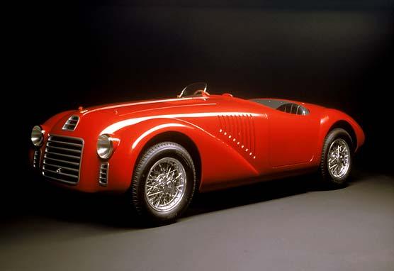 History Of Ferrari 1