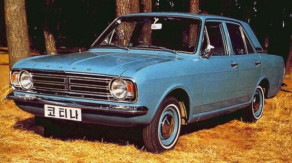 History of Hyundai 1