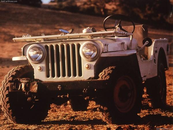 Jeep Company History - Jeep History 2