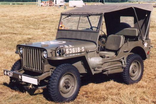 Jeep Company History - Jeep History 1