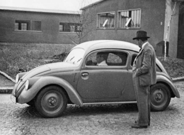 Volkswagen History 1