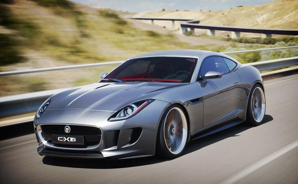 History Of Jaguar - Jaguar C-X16