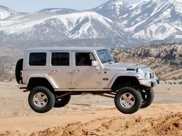 Jeep Company History - Jeep History 4