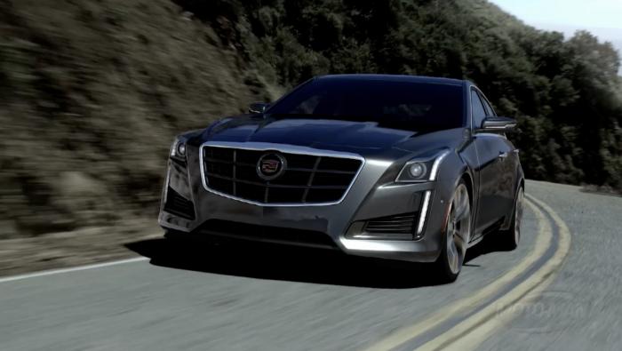 2014 Cadillac CTS Diesel