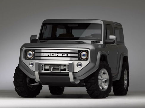 2015 Ford Bronco Concept 1