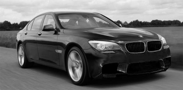 BMW M7 Horsepower
