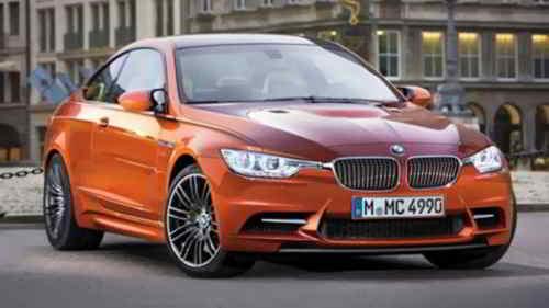 2014 BMW M3 Specs