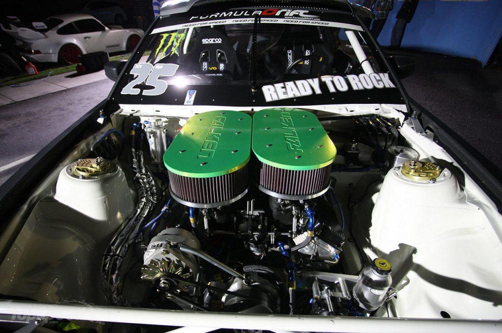 monster energy drift car driver 2