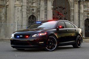2013 Ford Taurus Police Interceptor 1