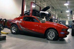 red 2012 mustang cobra jet