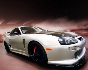 Gen. 3 1998 Toyota Supra
