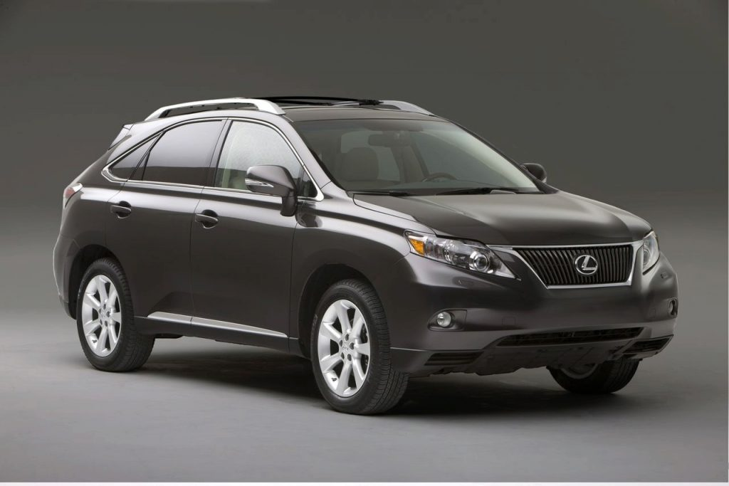 2010 Lexus RX Is NO 1995 Pathfinder!