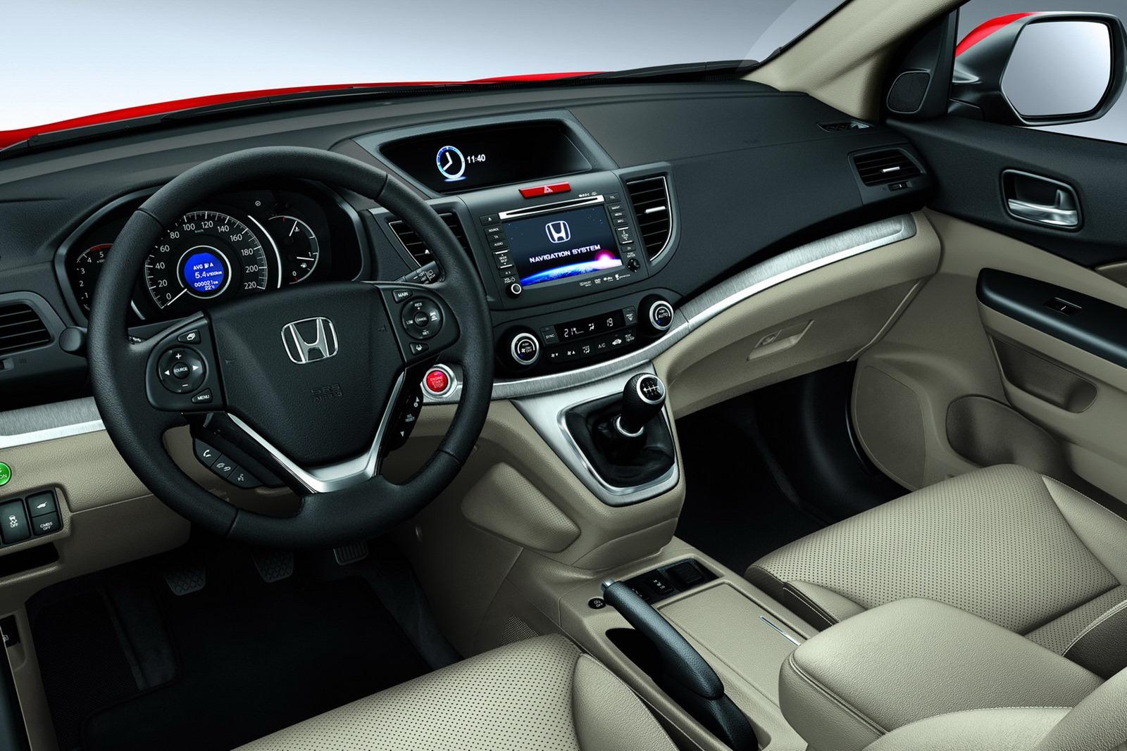 Crv Interior Honda 2017