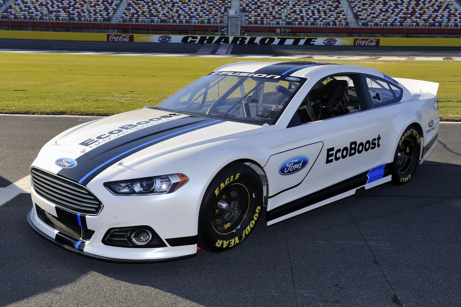 Fusion NASCAR 2013 Ford