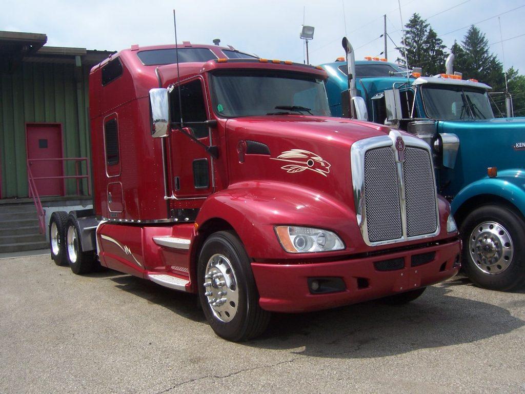 2013 Kenworth T660 2