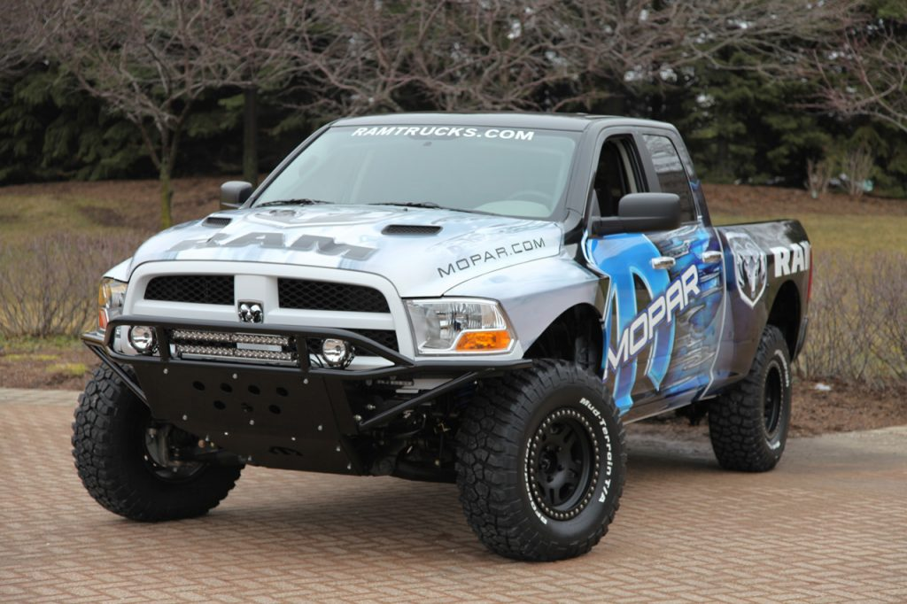 Dodge Ram Runner Kit, 2012