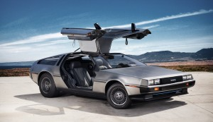 2013 Delorean EV
