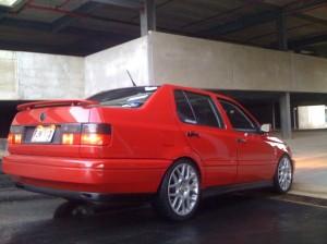 1998 VW Jetta VR6 GLX