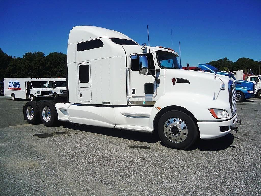 2013 Kenworth T660