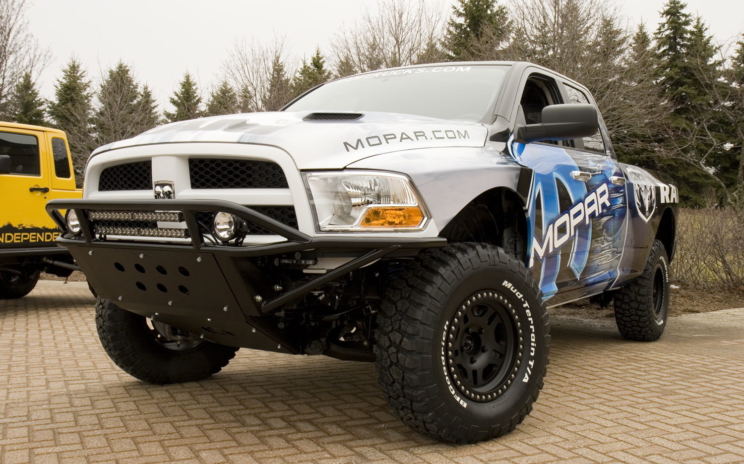 2012 Ram Runner, the Snake Killer?