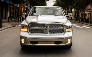 The 2013 Ram 1500 pickup truck