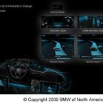BMW Active Tour Instrument Cluster and other Displays