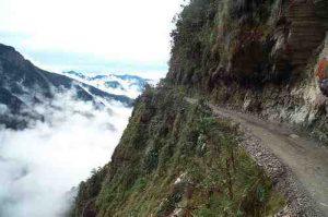 Camino de las Yungas