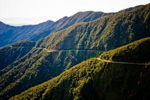 Coroico Road