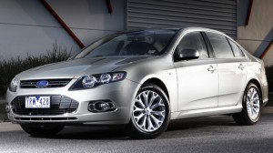 2013 ford falcon ecoboost