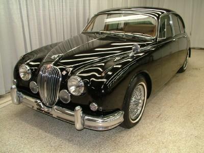 Jaguar Mark 2 - Cool Vintage Cars