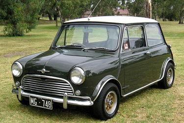 Mini Cooper - Cool Vintage Cars