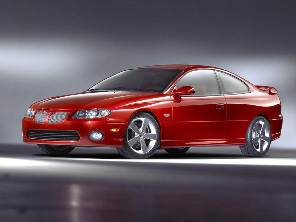 2006 Pontiac GTO Horsepower