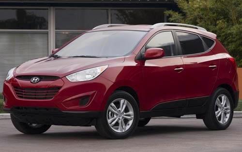 2012 Hyundai Tucson - 2012 Tucson
