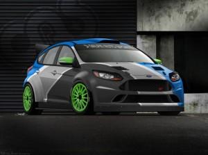 2013 GALPIN Auto Sport Focus ST