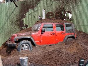 2012 Jeep Wrangler YK