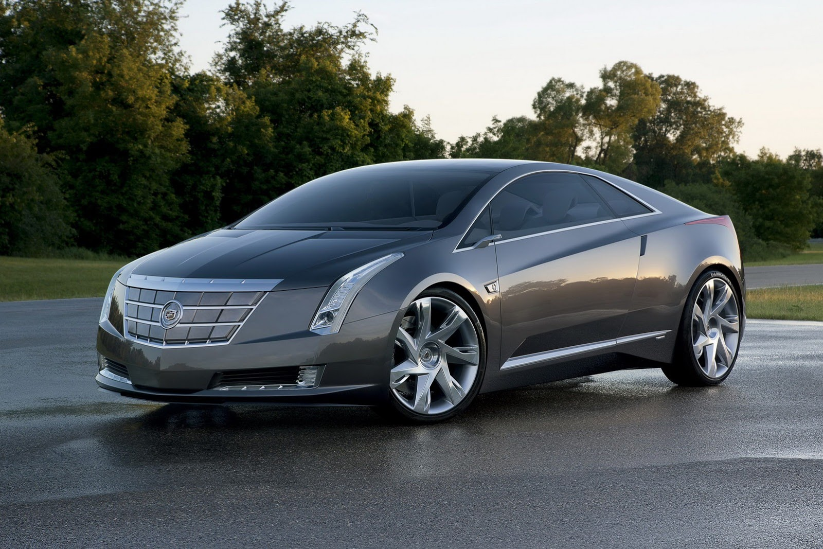 New Addition To The Already Elr 2017 Cadillac