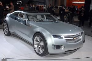 The Chevrolet Volt