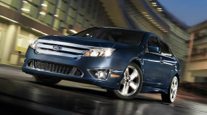 The Ford Fusion Hybrid