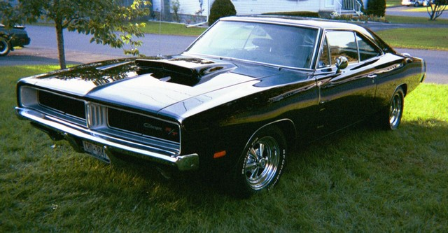 1969 Dodge Charger - Cool Old Cars From America!