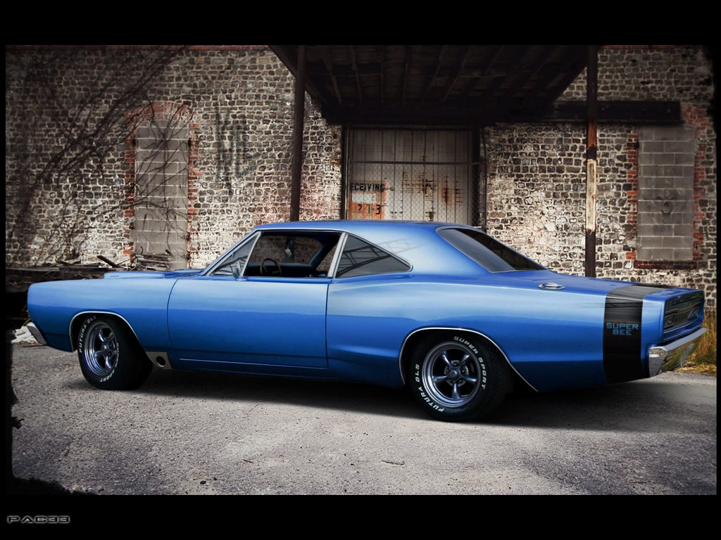 1969 Dodge Super Bee - Cool Old Cars From America!